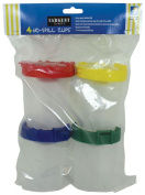Sargent Art 4 Count No-Spill Craft Cups