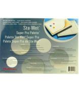 Masterson Sta-Wet Super Pro Palette by Masterson Art
