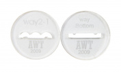 Way 2 Bracelet Discs 5.1cm