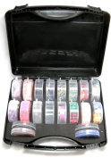 JamPac 20 Cup Travel Case Bead and Finding Organiser