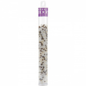 Mode International - Round Seed Bead Mix 14cm Tube