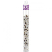 Mode International - Round Seed Bead Mix 14cm Tube