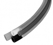 Polyamide tube PA, colour natural outer diameter 6mm, inner diameter 4mm