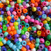 colourful colour MIX CROW BEADS PONY BEADS
