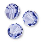 "10 pcs. Crystal 5000 Round 6mm ""Tanzanite"""