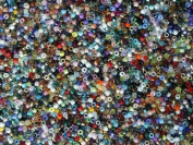 Miyuki Delica Seed Beads 11/0 Colourful Super Mix