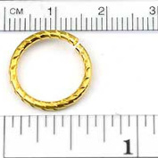 Chainology 18 Karat Gold-Plated Rings #22