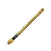 Jeweller's Slender Brass Micro Pin Vise 0mm to 1.0mm