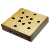 KENT Wooden Holding Stand, For 0.6cm Metal Punch Stamps