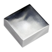 Jeweller's Solid Steel Bench Block 6.4cm x 6.4cm