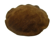 Mazbot 13cm Round Leather Jeweller's Sandbag