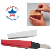 Autopoint® Handyknife/Box Opener, American Made, Red