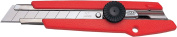 NT Cutter Heavy-Duty ABS Grip Screw-Lock Utility Knife