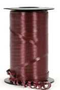 Burgundy Curling Ribbon - Burgundy Balloon Ribbon - 500 Yards