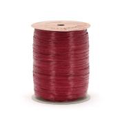 Berwick Wraphia Matte Rayon Craft Ribbon, 100-Yard Spool, Wine