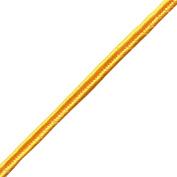 Venus Ribbon B00555-GOLD 0.3cm Basic Soutache Braid, 12-Yard, Gold