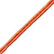 Venus Ribbon B00555-ORANGE 0.3cm Basic Soutache Braid, 12-Yard, Orange