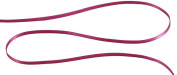 Kel-Toy Double Face Satin Ribbon, 0.3cm by 50-Yard, Garden Rose