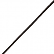 Venus Ribbon 11220-BROWN 0.2cm Waxed Cord, 5-Yard, Brown