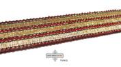 . Sari Border Thread Work Craft Fabric Appreal Indian Lace Ribbon Sewing Trim 1 Yard