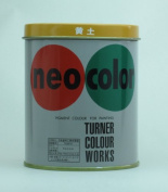 Turner Neo Colour - 600 ml Can - Yellow Ochre