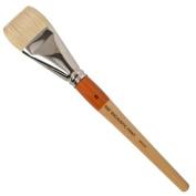R & F Handmade Paints Encaustic Bright Paintbrush, No.20