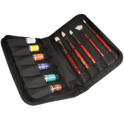 Daler-Rowney Georgian Oil Colour Travel Case Set 22 ml Tubes
