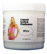 Ammonia Free Liquid Latex Body Paint - 950ml White