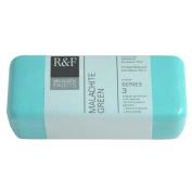 R & F Encaustic Paints, 104ml, Malachite Green