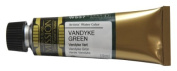 Mission Gold Water Colour, 15ml, Vandyke Green