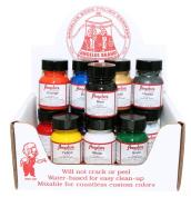 Angelus Acrylic Leather Paint Starter Kit