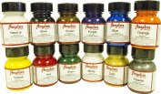 Springfield Leather Company Original Leather Paint Starter Kit 12 Pack