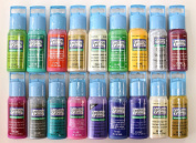 Plaid PROMOGGII Gallery Glass Acrylic Paint, 60ml, Best Selling Colours II
