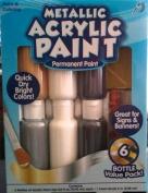 Metallic Acrylic Paint