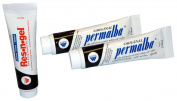 Two Original Permalba White Artist 150-Ml Oil Colours and Res-N-Gel 150-Ml Tube