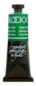 Blockx Cobalt Green Light Oil Paint, 35ml Tube