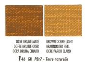 Blockx Brown Ochre Light Oil Paint, 200ml Tube