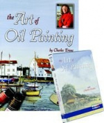 The Art Of Oil Painting DVD & Book with Charles Evans