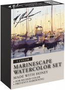 M. Graham Tube Watercolour Paint Marinescape 5-Colour Set, 30ml