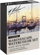 M. Graham Tube Watercolour Paint Marinescape 5-Colour Set, 30ml