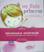 My Little Princess Recordable Book