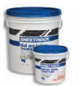 U S Gypsum 545600 Sheetrock Gallon Texolite Sanded Paste Stipple Texture Paint