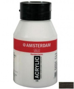 Star Conference Amsterdam Acrylic colour 1000ml oxide black 768 276