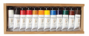 Jack Richeson 37-Ml Artist Oil Colours, Set of 12