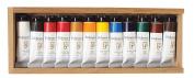Jack Richeson 37-Ml Artist Oil Colours, Set of 12
