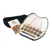 Rembrandt Watercolour Pocket Box Set of 12 Pans