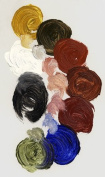 Gamblin Oil Colours Set- Old Masters Palette