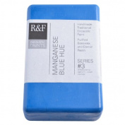 R & F Encaustic 333ml Paint, Manganese Blue Hue