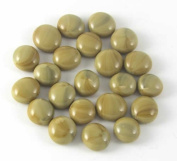 Electric Coffee 12-15mm Glass Bead Tokens