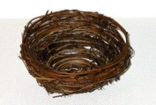 12 Pc 13cm Twig Bird Nest New